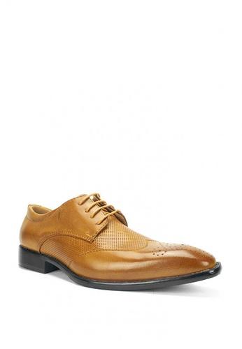 Mario D' boro Runway brown Jeremy Formal Shoes 8B231SH71B1408GS_1