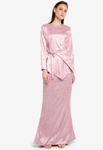 Shop Jovian JMxIG - Ivana Modern Baju Kurung Online on ZALORA ... b3eba00bbf