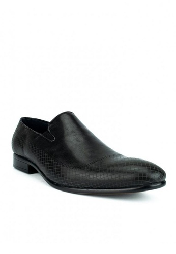 Mario D' boro Runway black Ross Formal Shoes 3EBBDSHA00668DGS_1
