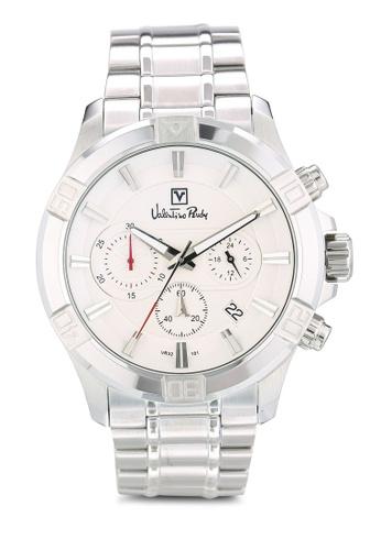 Valentino Rudy silver Valentino Rudy VR101-1312 Silver Watch VA909AC0RBE9MY_1