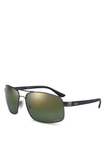 Ray-Ban grey RB3604CH Sunglasses F1DF8GLE0E2134GS_1