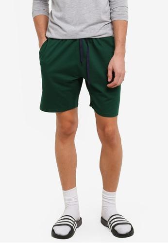 Marc & Giselle green Jogger Shorts MA188AA0RTK6MY_1