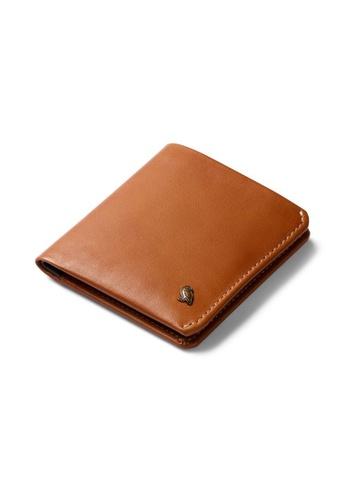 Bellroy brown Bellroy Coin Wallet - Caramel 26EB4AC48535DFGS_1