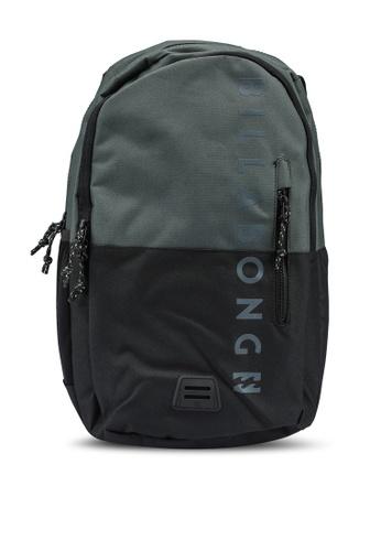Billabong green Norfolk Backpack 071C9AC066039DGS_1
