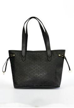 HDY's Samantha Eyelet Bag