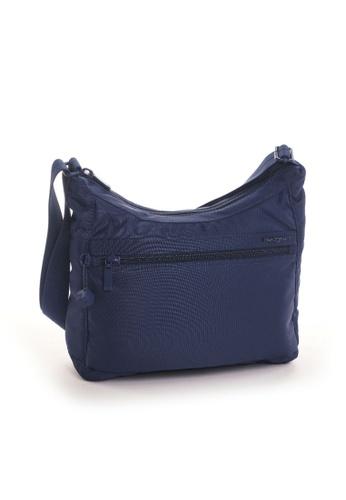 Hedgren navy Hedgren Harper's Shoulder Bag RFID Dress Blue -4.91L 8681AAC3EA89FAGS_1