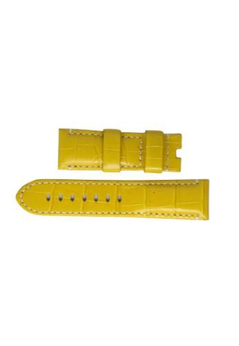 STRAPS yellow Straps-Leacrc-2824 ST324AC93QWCID_1