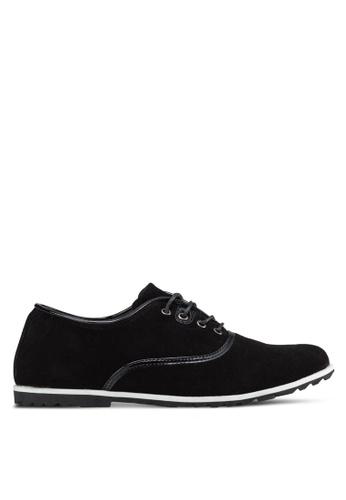 Sammoni black Casual Loafers SA969SH01SOWMY_1