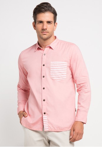 Emba Jeans pink Clear Line One EM205AA0V7UWID_1