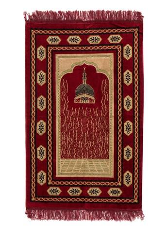 SHALIMAR red Sejadah Basic Design SH713AA11SBSID_1