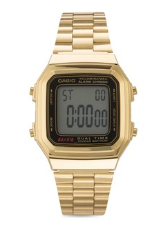 Image of Casio Men's Gold Stainless Steel bracelet Watch