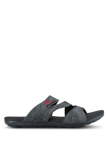 Louis Cuppers black Louis Cuppers Sandals LO977SH0S9S9MY_1