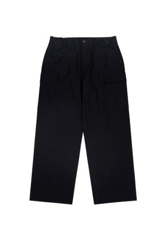 Dickies Dickies Poplin Open Hem Cargo Pants DK008778BLK F2282AA2D82AB1GS_1