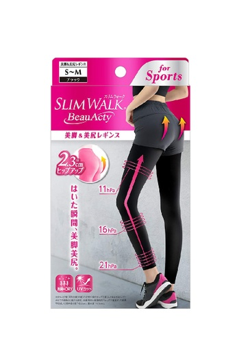 SLIMWALK SLIMWALK - Slim Walk BeauActy Compression Leggings for Sports PH738/ PH739 24DE6AA0F54A41GS_1