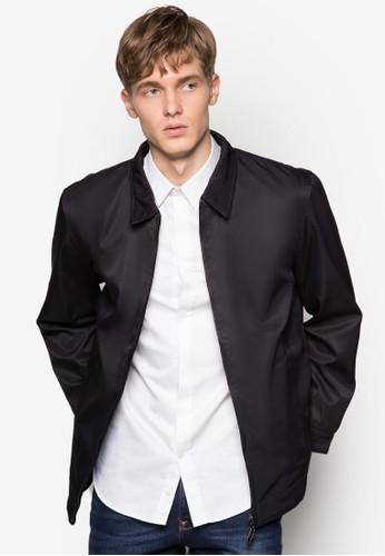 經典拉鍊外套,esprit 台灣 服飾, 外套