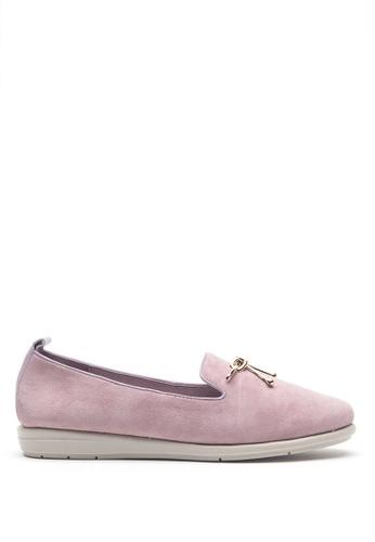 Emelyn pink Kimberly Flats 37A81SH2EBC605GS_1