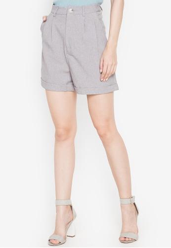 Spring Fling grey Dress Shorts EAC53AA2713E95GS_1