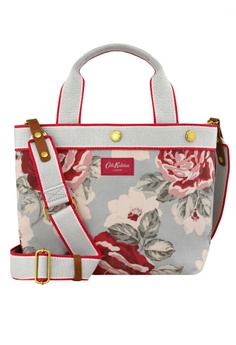 920668e8ff Cath Kidston blue New Rose Bloom Cross Body Bag 06D2AAC7A5D36AGS 1