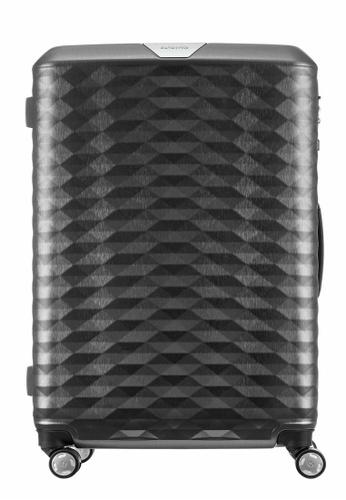 Samsonite grey Samsonite Polygon Spinner 75/28 Luggage D6C11AC7EE0627GS_1