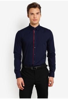 Topman-長袖襯衫