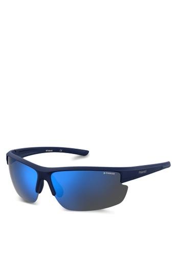 Polaroid black Polaroid 7027/S Sunglasses 03592GLF61F932GS_1