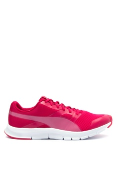 puma shoes pink and white. puma pink flexracer wn\u0027s pu758sh0jim4ph_1 shoes and white 0
