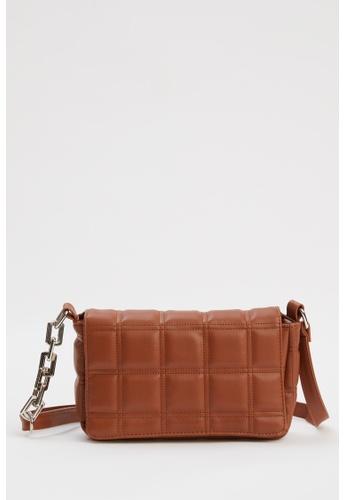 DeFacto brown Woman Bag 8AE1FACAB7DD23GS_1