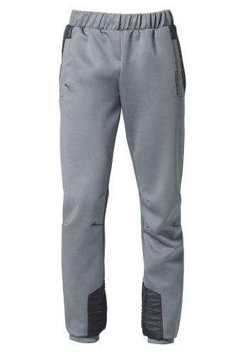 Porsche Design PUMA x Porsche Design Men's Grey Pants Sport Spacer Joggers for Men 79389AA7A0B0BDGS_1