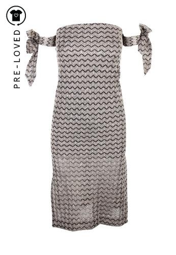 Shona Joy black Pre-Loved shona joy Strapless Tunic Dress 813F8AAC8EDE8FGS_1