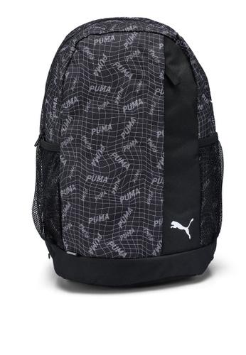 PUMA black Beta Backpack 9D33FAC27184ABGS_1