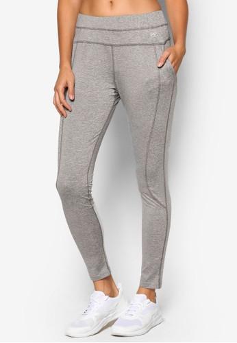 口袋貼身瑜伽長褲esprit hk分店, 服飾, 服飾