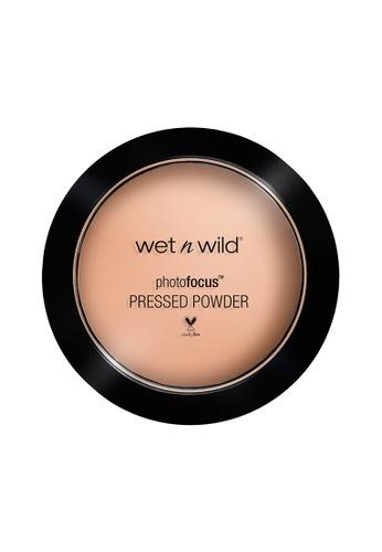 Wet N Wild beige Wet N Wild Photofocus Pressed Powder - Neutral Beige 3166EBE2BD42A0GS_1