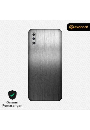 Exacoat Galaxy A70 3M Skins Titanium Series - Titanium Onyx 23412ES9782F2DGS_1