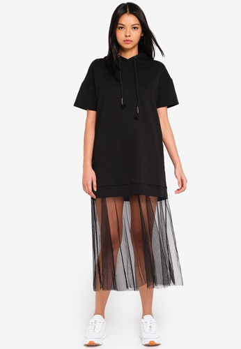 e7f480a57bbed5 Shop ESPRIT Knitted Midi Dress Online on ZALORA Philippines