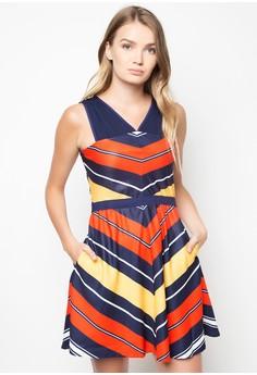 Carlson S/L Dress