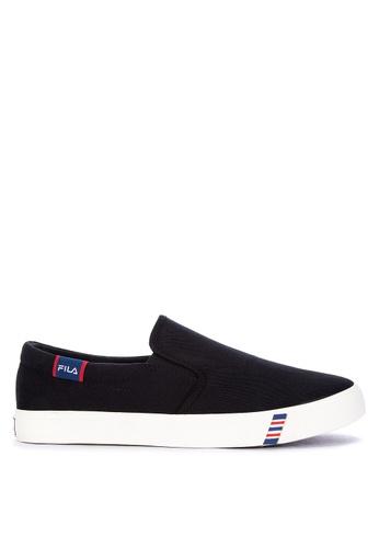 Fila black Fv Josh Sneakers 2ACAFSHB23833DGS_1