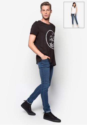窄管直筒牛仔褲, 服zalora 鞋評價飾, 服飾
