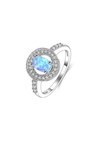 ADORA Zircon Opal Ring AD365AC2VGAPHK_1