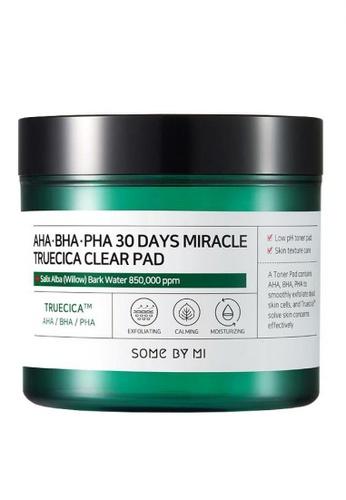 SOMEBYMI Somebymi AHA BHA PHA 30 Days Miracle Truecica Clear Pad(70ea) 64ABCBEE226774GS_1