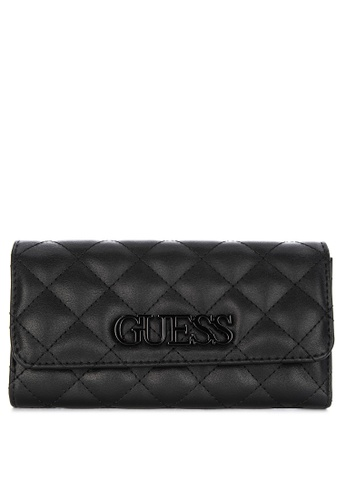 f67d6f801 Shop Guess? Elliana Slg Wallet Online on ZALORA Philippines