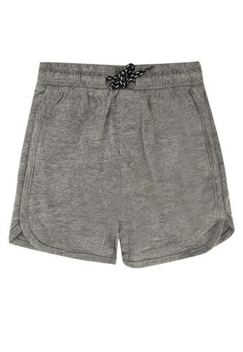 FOX Kids & Baby grey Drawstring Shorts 17F14KA90A5177GS_1