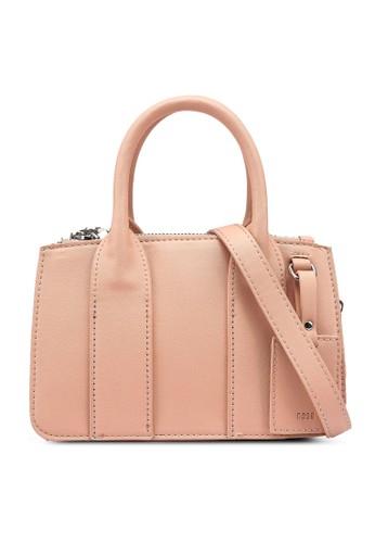 Nose orange Structure Hand Bag FE5ABAC23236C7GS_1