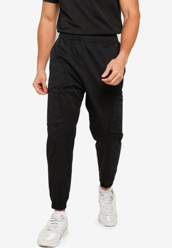 361° black Sports Life Casual Pants 3430BAA389CB13GS_1