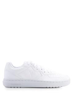 c7ebdd93792 Converse white Rival Courts Yours Ox Sneakers D2C41SH1AFBB7CGS 1