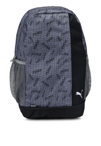 PUMA grey Beta Backpack 89F7EAC9D5EC00GS_1