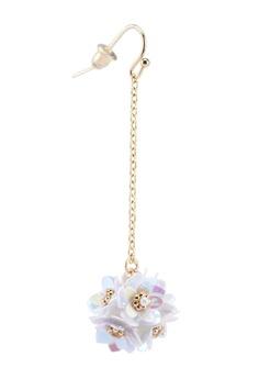 de967070a679ae Red s Revenge Petal Sequin Bauble Dangle Earrings S  16.90. Sizes One Size