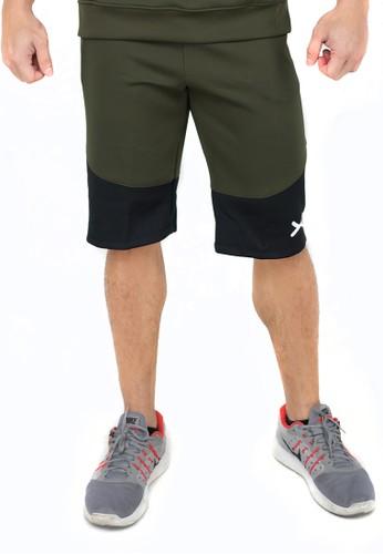 Flexzone green FLEXZONE Board Short Pants BeachBody Series Army Green 5CFA3AAA1F29B2GS_1