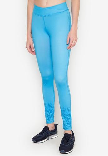 Danskin blue Yoga Collection Long Pants DA964AA0K3LOPH_1
