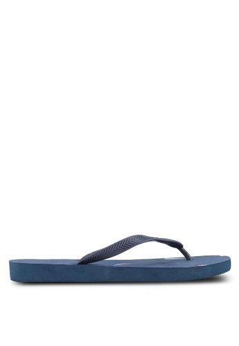 Cotton On navy Bondi Flip Flops CO372SH0S1M0MY_1