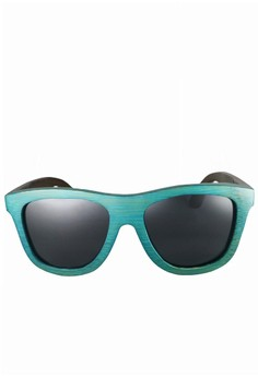 CHUCKIE Wooden Sunglasses
